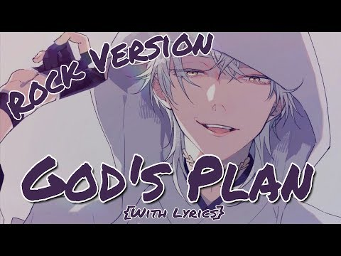 ♪ Nightcore: God's Plan [Rock Version]