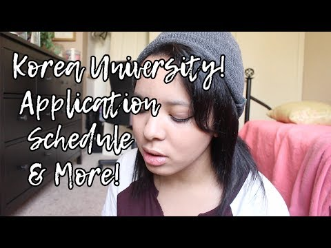 Going to Korea University! Application, Class Schedule, + More! (Q&A)