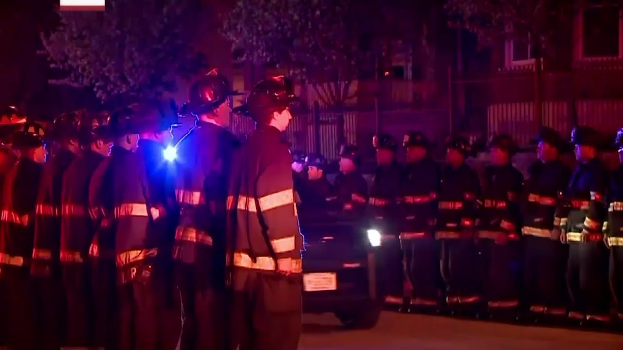 Firefighter killed, 3 hurt in Appleton shooting