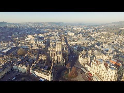Visit Bath - A World Heritage Spa City