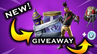 Fortnite *NEW* Junk Rift + GIVEAWAY - SEE HOW TO WIN GIVEAWAY!!