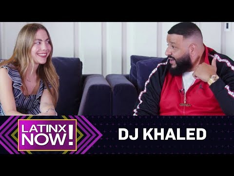 DJ Khaled Loves Latino Culture | Latinx Now! | E! News