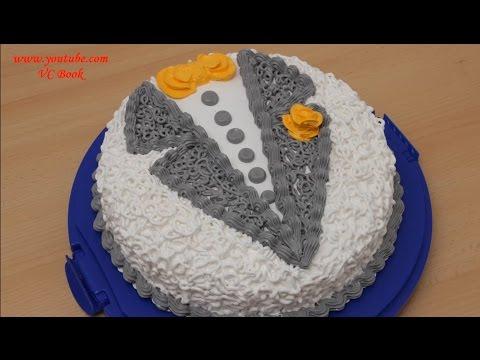 Торт на День рождения Украшение тортов
