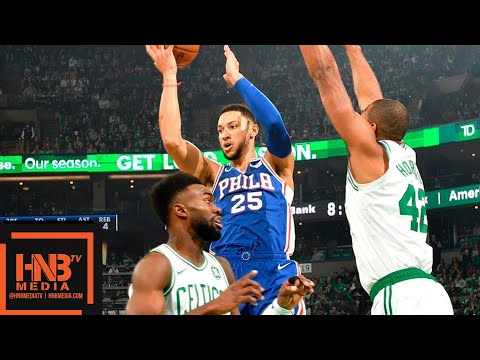 Boston Celtics vs Philadelphia Sixers 1st Half Highlights | 10.16.2018, NBA Season