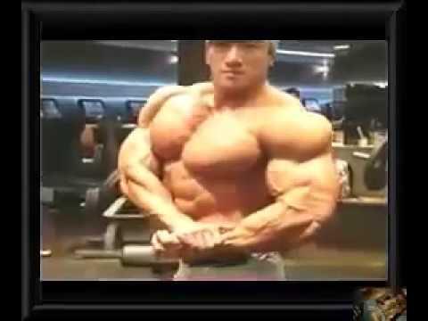 Amazing Abs Chul Soon Impressive Korean Bodybuilder
