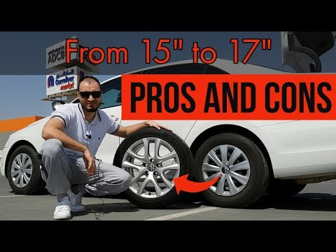 Upgrading to Bigger Rims? Watch This!