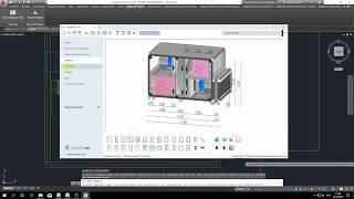 Плагины MagiCAD: Systemair MagiCAD для AutoCAD
