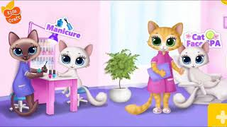 Fun Animals Kitty Care   Cute Little Kitty Makeover Game Dressup