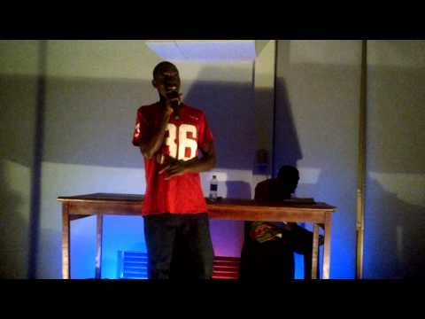 K Star   Comedy @BitterSweet Poetry featuring @2 One