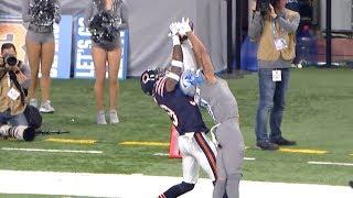 Marvin Jones Jr. INSANE Leaping Catch! | Bears vs. Lions | NFL
