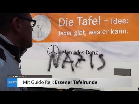 Essener Tafelrunde (JF-TV Im Fokus mit Guido Reil)