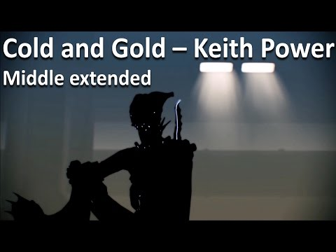 Cold and Gold - Keith Power