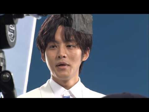 松坂桃李 クーリッシュ CM スチル画像。CMを再生できます。
