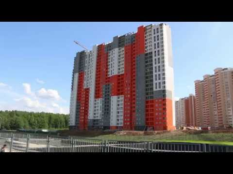 ГК Мортон : Мортонград Бутово ( 3 очередь ) май 2016