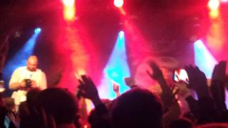 SSIO - Unbekannter Titel (Live) - Gütersloh Weberei 01.03.2014 HD