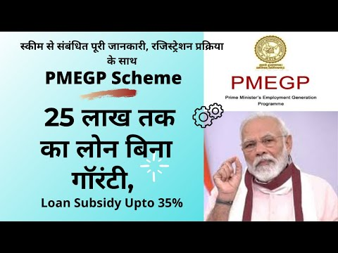 PMEGP loan process in Hindi    loan business    PMEGP loan project report format
