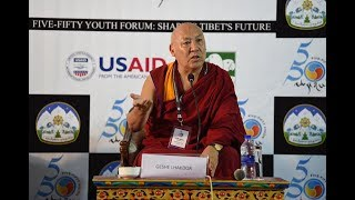 Discussion on Mindfulness and Happiness: Geshe Lhakdor la