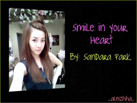 Sandara Park- Smile in your Heart (with...