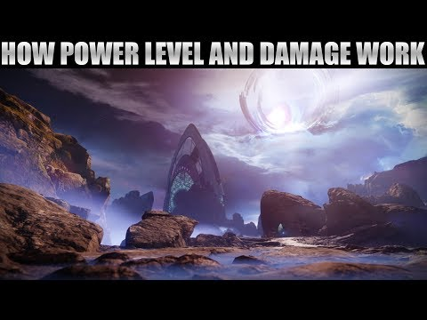 How Power Level and Damage actually works in Destiny 2 Forsaken!