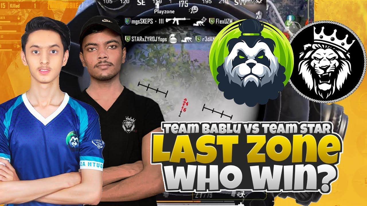 3 Teams In Last Zone | Team Star Vs Team Bablu Vs Team Flex |