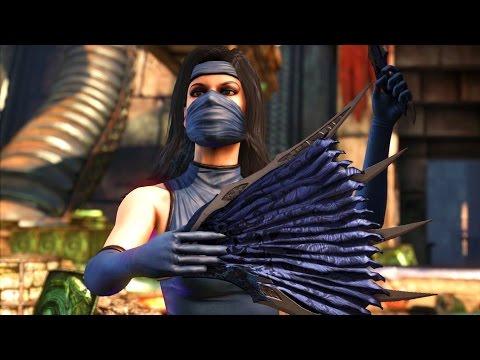 Mortal Kombat X  Random Online Ranked Matches