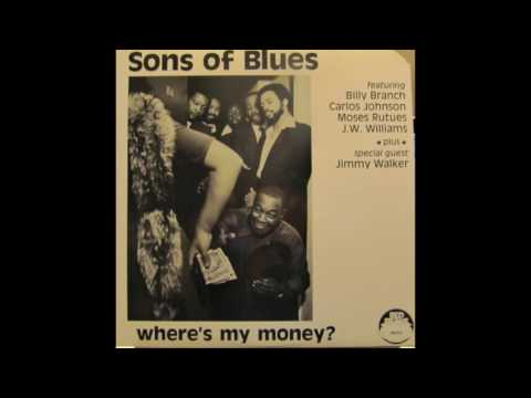 sex machine Sons Of Blues mp3