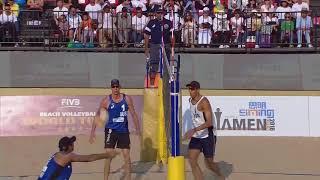 Beach Volleyball, Men-FInal Highlights, WorldTour Xiamen