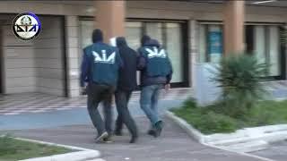 """Operazione """"Vrima"""" della Dia: estradato latitante dall'Austria"""