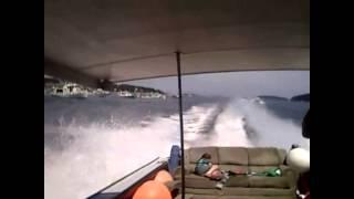 Stonington Lobster Boat Races 2013 - Boat Builders Race