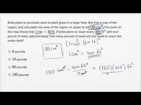 Ratios, rates, and proportions — Harder example | Math | SAT | Khan Academy