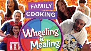 Wheeling & Mealing Episode 2: Quarantine Families Cooking