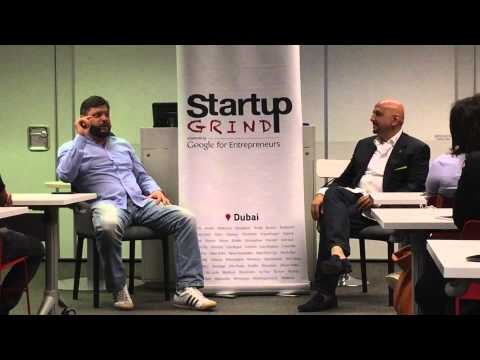 Startup Grind Dubai interviews the CEO of foodonclick.com