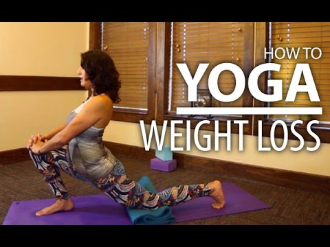 beginners yoga for weight loss  focus on butt  thighs
