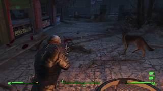 Fallout 4 15 Пропавший патруль