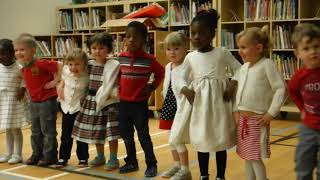 Maële's Daycare Holiday Show December 8 2017