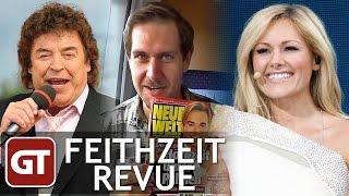 Thumbnail für Feithzeit Revue: Helenes Hochzeit +++ Tonys Toupet +++ Schumis Chancen