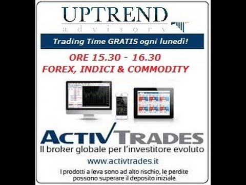 Trading Time FX, indici & commodities - 100215
