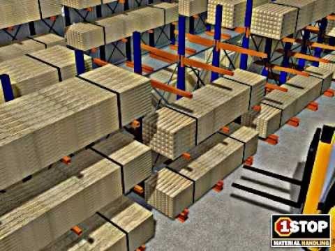 Cantilever Style Racking Systems