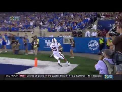 2016 USC vs Kentucky - AJ Turner 12 Yd Touchdown Run