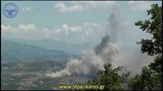 "Hellenic Air Force Live Fire Drill ""KAMBEROS 2014"""