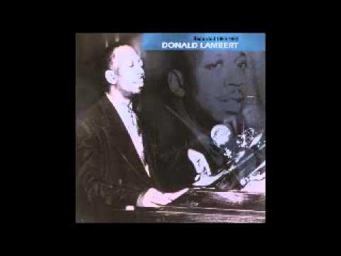 Donald Lambert - People Will Say We're In love