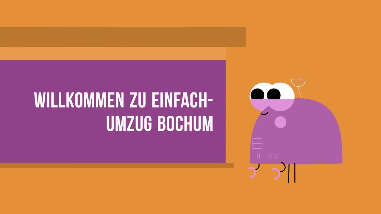 Einfach Umzugsunternehmen in bochum | 0221 98886258