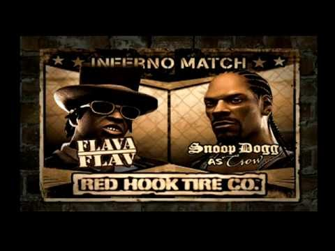 Def Jam Fight For NY (Request) - Flava Flav vs Snoop Dogg