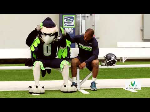 Preventing Injuries From Youth Sports – A Message From Tyler Lockett, Seattle Seahawks