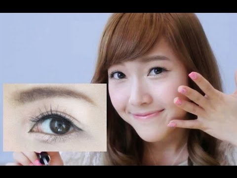 Simple Makeup Tutorial Inspired by Jessica SNSD ♡ SYLVIA EASTER