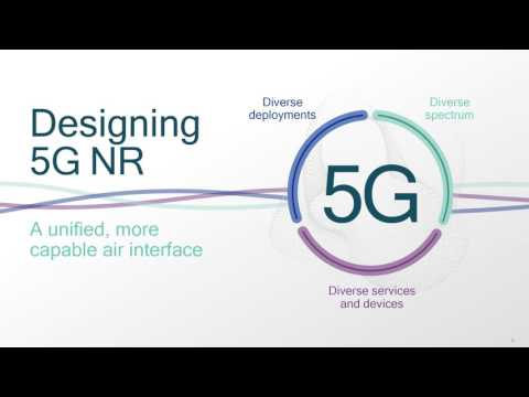 The Road to 5G - A Presentation by Dr. Roberto Padovani