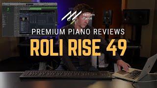 🎹Roli Seaboard RISE 49 MIDI Controller Review & Demo - The Ultimate Expressive Keyboard🎹