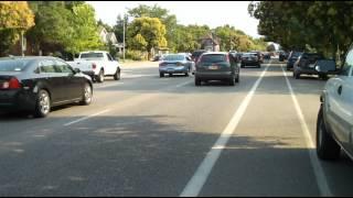 Google Maps Bike Route Free HD Video