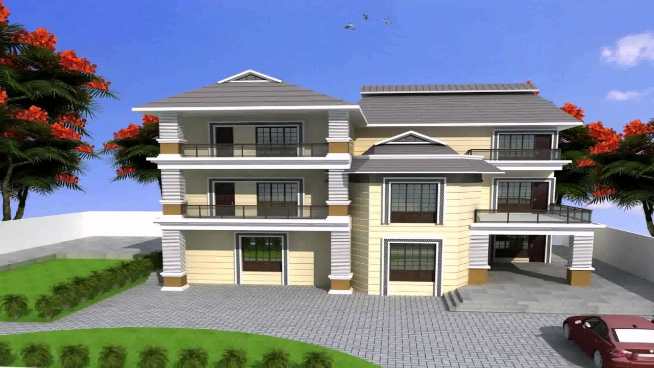 3d house design software free download for android youtube for Free 3d house design software online
