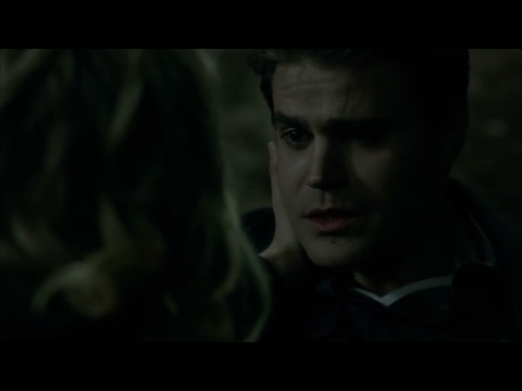 The Vampire Diaries: 8x12 - Stefan's human and he's dying, Caroline can't heal him [HD]
